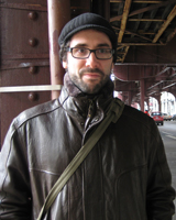Portrait image of Damián Fernández