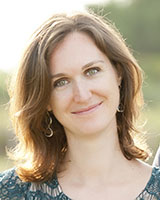 portrait image of Emily Callaci