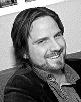 Black and white photograph of S. Scott Graham