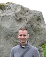 Portrait image of Ben LaBreche outdoors