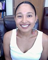 Portrait image of Aida Levy-Hussen