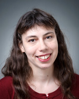 Portrait image of Ellen Samuels