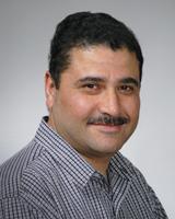 Portrait image of Manu P. Sobti