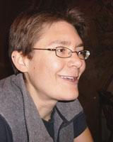 Portrait image of Kate Merz