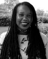 Black and White portrait image of Ethelene Whitmire